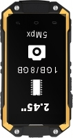 IMAN X2 smartphone