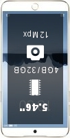 MEIZU M15 4GB 32GB smartphone price comparison