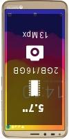 Prestigio Grace B7 LTE smartphone