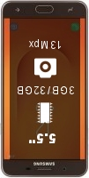 Samsung J7 Prime 2 smartphone price comparison