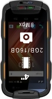 Sigma Mobile X-treme PQ26 smartphone price comparison