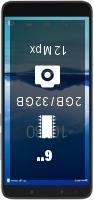 Alcatel 7 smartphone