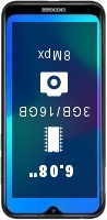 DOOGEE Y8 3GB 16GB smartphone