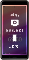 Prestigio Muze K3 LTE smartphone price comparison