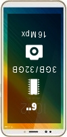 Lenovo K5 Note (2018) 3GB 32GB smartphone price comparison