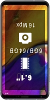 LG V35 ThinQ smartphone