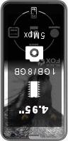 Black Fox B4 mini smartphone price comparison