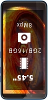 Walton Primo H8 Turbo smartphone price comparison