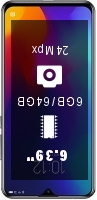 Lenovo Z6 CN 6GB 64GB smartphone price comparison