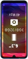 Xiaomi Red Rice Note 7 CN 3GB 32GB smartphone