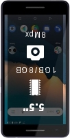 Nokia 2 V smartphone