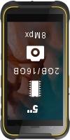 Nomu T20 smartphone