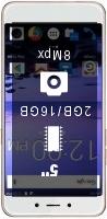 Coolpad E2C 2GB 16GB smartphone price comparison