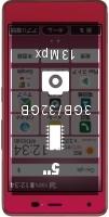 Kyocera Otegaru 01 smartphone price comparison