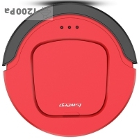 ISWEEP S550 robot vacuum cleaner price comparison