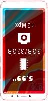 Xiaomi Redmi S2 3GB 32GB smartphone price comparison