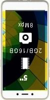 Coolpad A1 smartphone