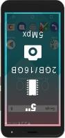 Zen Admire Blaze smartphone price comparison