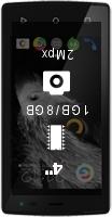 Zen Admire Shine smartphone price comparison