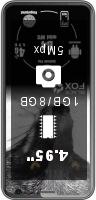 Black Fox B4 mini NFC smartphone price comparison