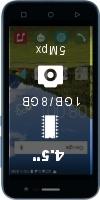 Philips S257 smartphone