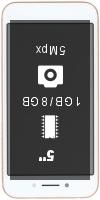 DEXP G253 smartphone price comparison