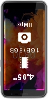 BQ -5004G Fox smartphone