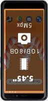 Wiko Sunny 3 Plus smartphone