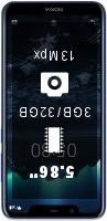 Nokia X5 3GB 32GB smartphone price comparison