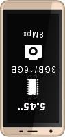 DEXP Z455 smartphone price comparison