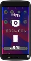 BLU C6L smartphone