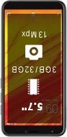 Lava Z91 smartphone