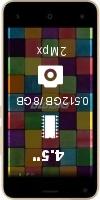 Digma Linx Argo 3G smartphone