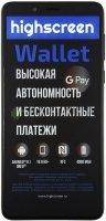 Highscreen Wallet smartphone