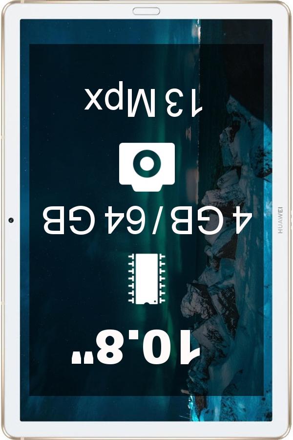 Huawei MediaPad M6 10.8 4G 64GB tablet