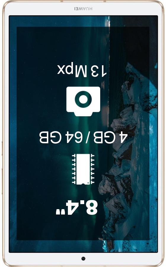 Huawei MediaPad M6 8.4 Wi-Fi 64GB tablet