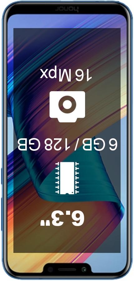 Huawei Honor Play 6GB 128GB AL10 smartphone