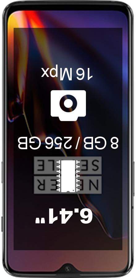 ONEPLUS 6T 8GB 256GB smartphone