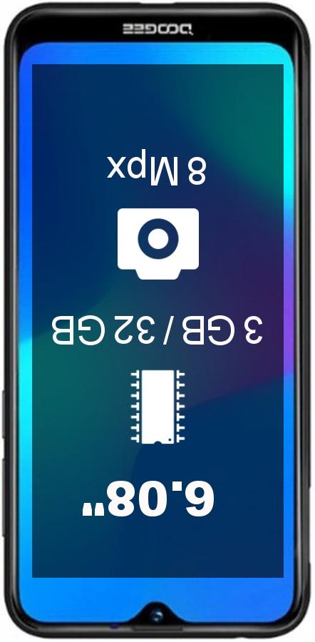DOOGEE Y8 3GB 32GB smartphone