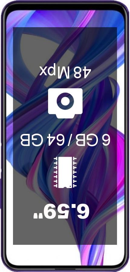 Huawei Honor 9x AL00 6GB 64GB smartphone