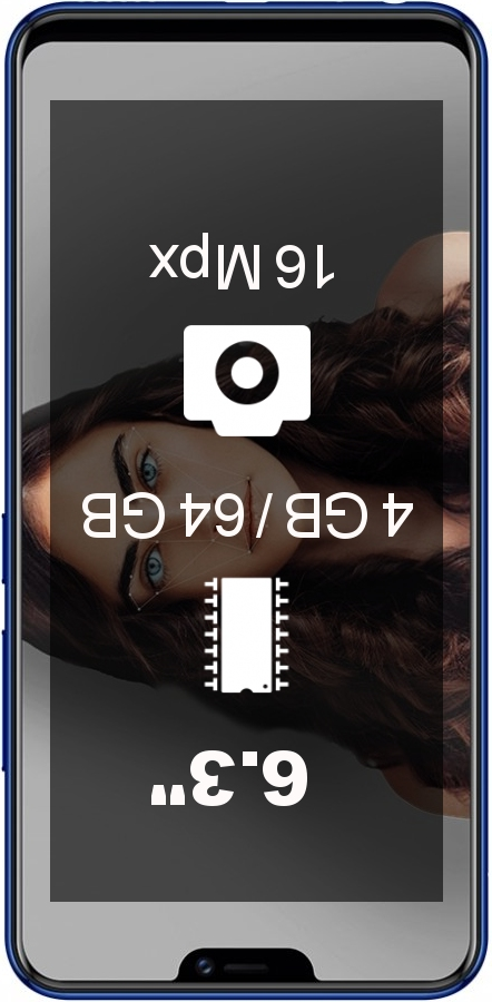 Vivo V9 IN smartphone