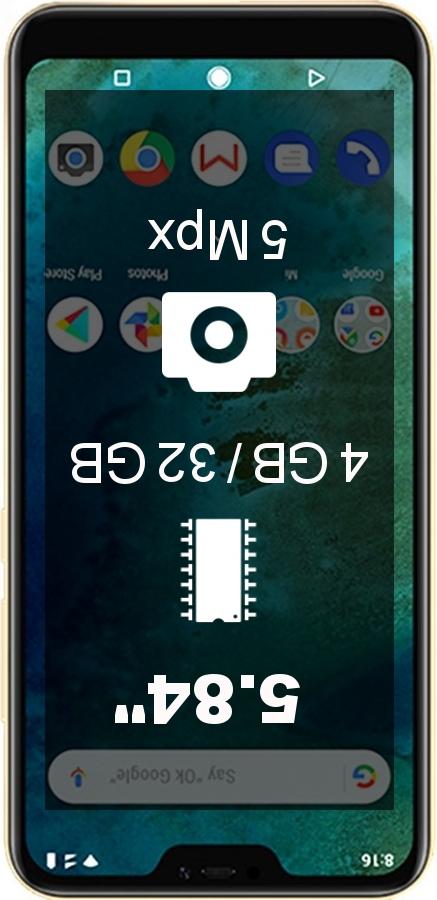 Xiaomi Mi A2 Lite 4GB 32GB smartphone