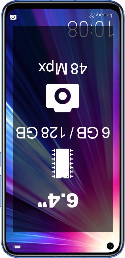 Huawei Honor View 20 PCT-AL10 6GB 128GB smartphone