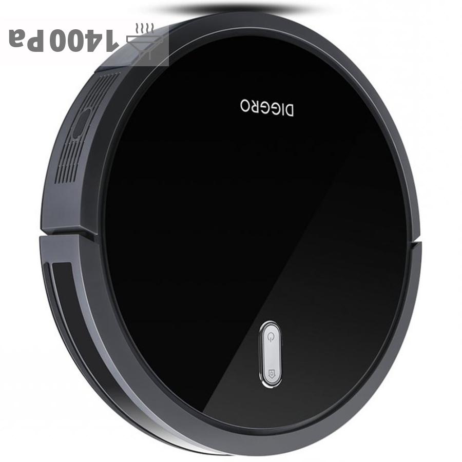Diggro D300 robot vacuum cleaner