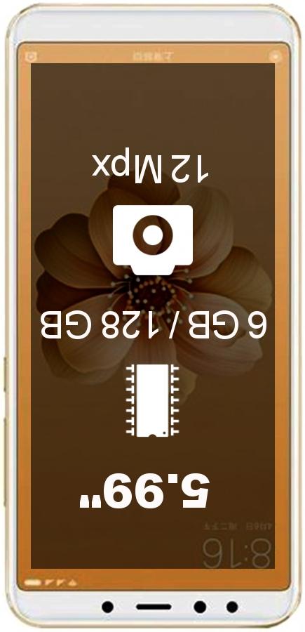 Xiaomi Mi 6x 6GB 128GB smartphone
