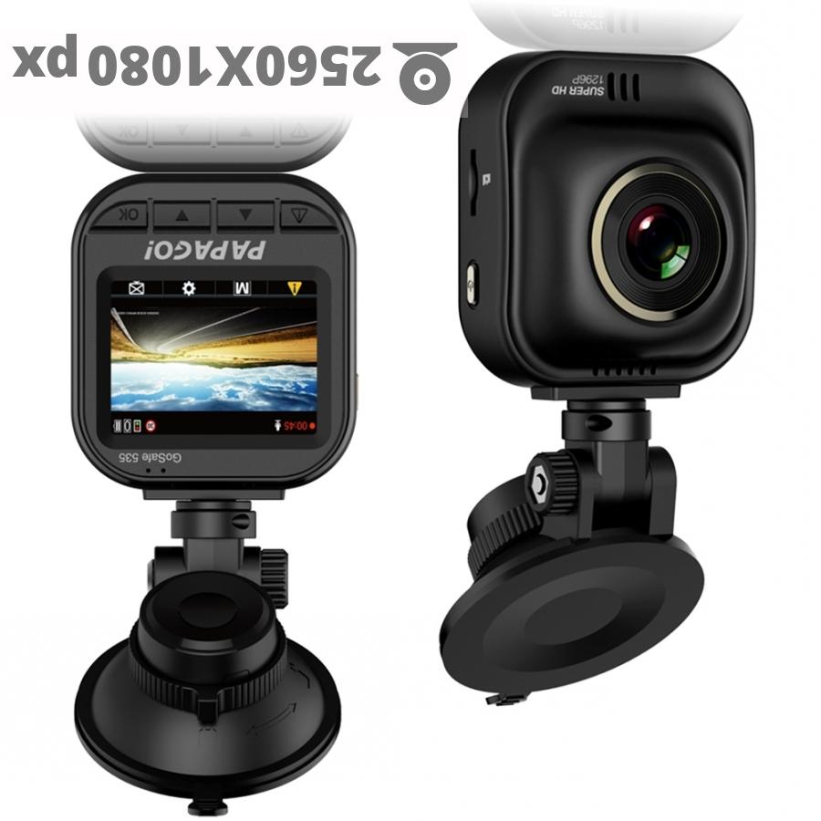 PAPAGO GOSAFE 535 Dash cam