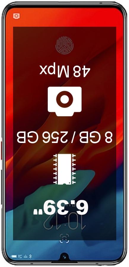 Lenovo Z6 Pro 8GB 256GB PAEF0006CN smartphone
