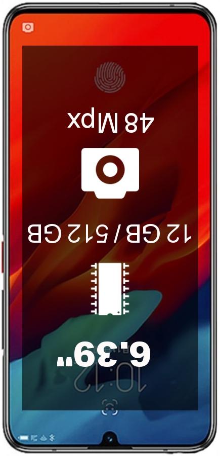 Lenovo Z6 Pro 12GB 512GB PAEF0006CN smartphone