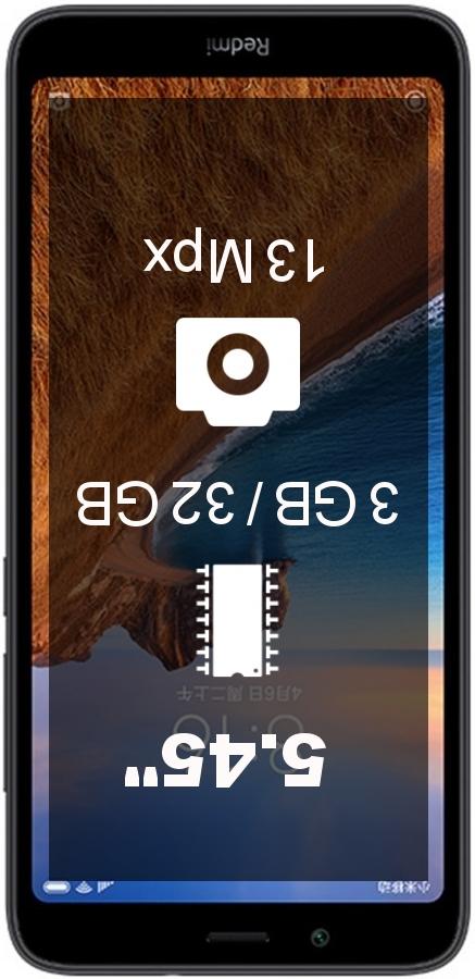 Xiaomi Redmi 7A Global 3GB 32GB smartphone