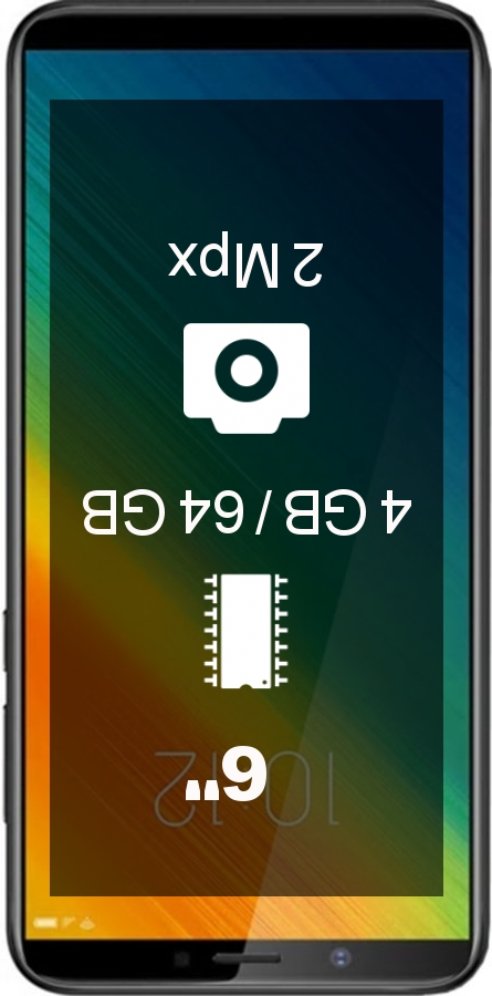 Lenovo K9 Note Global 64GB smartphone